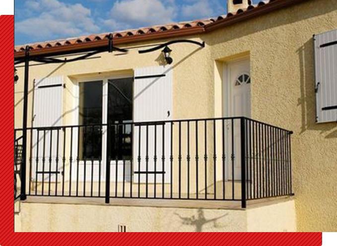 Balcon Vardeco Menuiseries Conseils