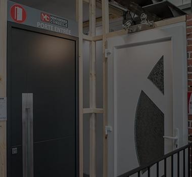 Portes entrée et portes de sécurité Menuiseries Conseils